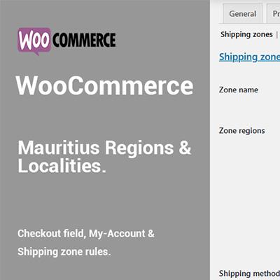 Wordpress plugin Mauritius