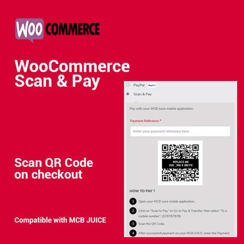 woocommerce qr code gateway plugin